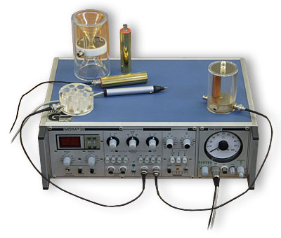 MORA Bioresonance Testing Equipment